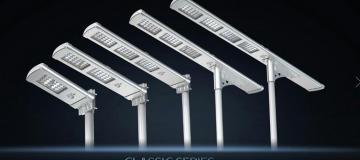 Classic Series Solar Street Light