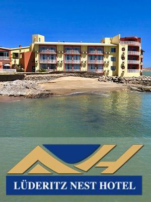 SME Namibia Sidebar Ad - Luderitz Nest Hotel
